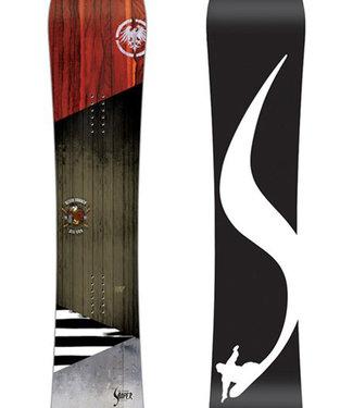Never Summer Men's Big Gun Snowboard '19