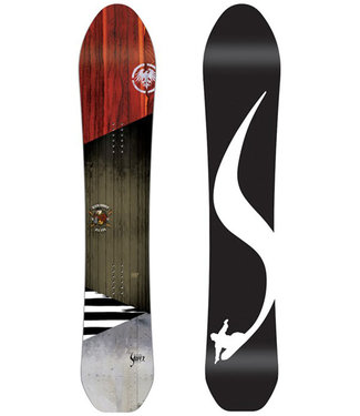 Never Summer Men's Big Gun Snowboard '19