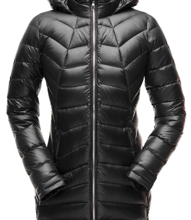 Spyder Women's Syrround Faux Fur Down Jacket