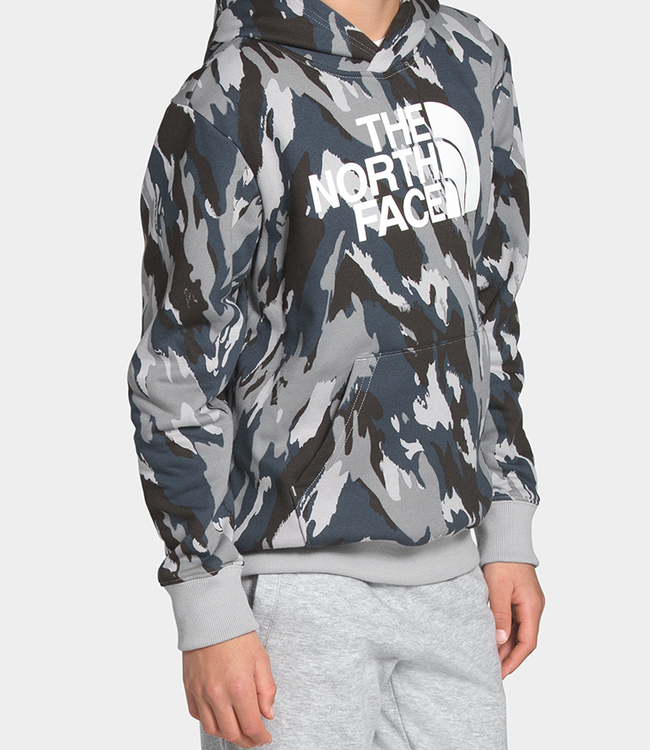 The North Face Youth Logowear Pullover Hoodie