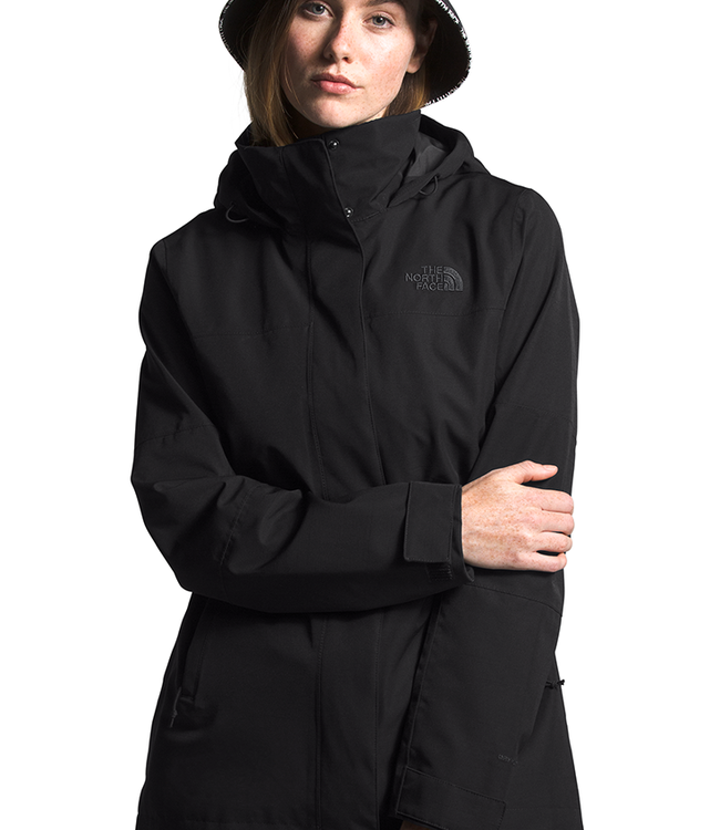 The North Face Women's Westoak City Trench Jacket