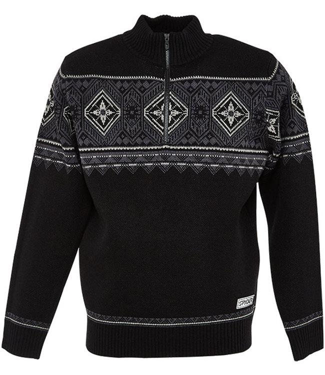 Spyder Men's Arc Half-Zip Sweater