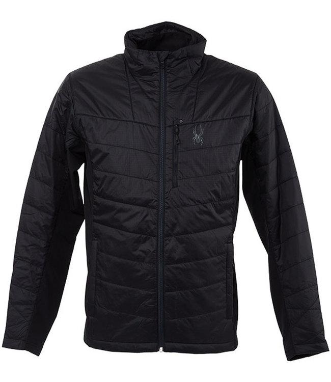 Spyder Men's Glissade Hybrid Insulator Jacket