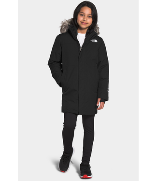The North Face Girl's Arctic Swirl Parka