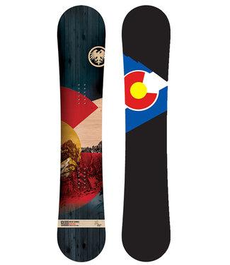 Never Summer Men's Heritage Drag Free Snowboard