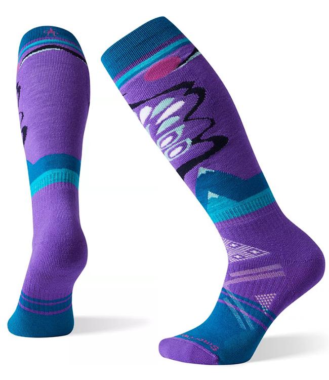 Smartwool Women's PhD® Ski Medium Pattern Socks