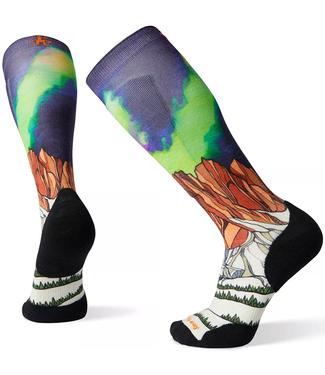 Smartwool PhD® Ski Light Elite Homechetler Print Socks