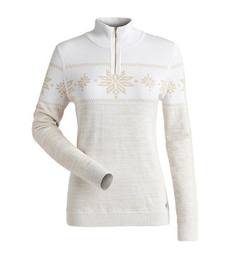 Nils Women's Snowflake Sweater