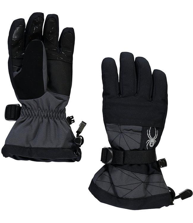 Spyder Boy's Overweb Glove