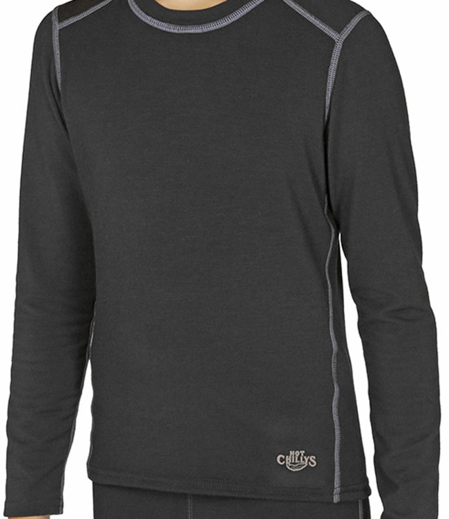 Hot Chillys Youth MTF Crewneck Base Layer