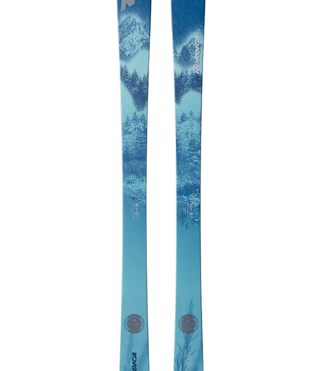 Nordica Women's Santa Ana 88 Ski