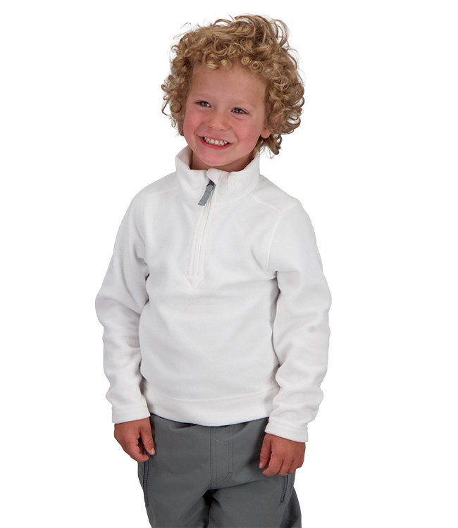 Obermeyer Boy's Ultra Gear Zip Top