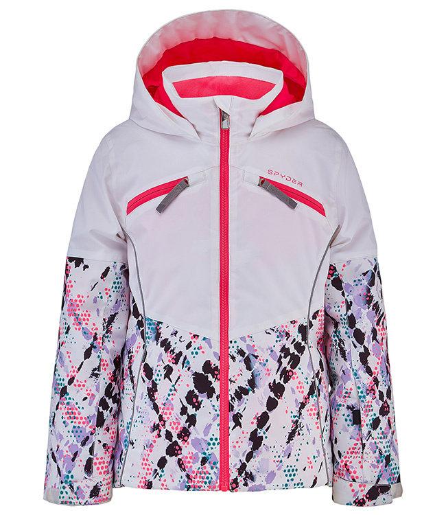 Spyder Girl's Conquer Jacket