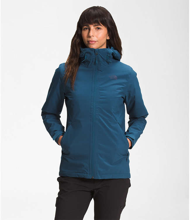 The North Face Women's Printed Carto Triclimate Jacket