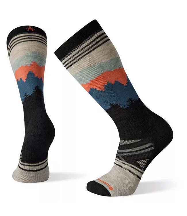 Smartwool Men's Ski Full Cushion Pattern Sock