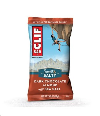 CLIF BAR Clif Bar: Dark Chocolate Almond with Sea Salt