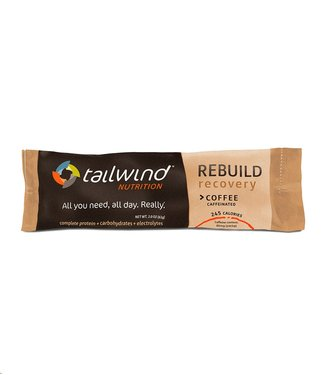 TAILWIND Tailwind Caffeinated Recovery, Coffee Rebuild / 2 serving packet