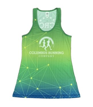 PRACTICS Women's CRC AT Singlet (Dublin Colors)