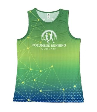 PRACTICS Men's CRC AT Singlet (Dublin Colors)