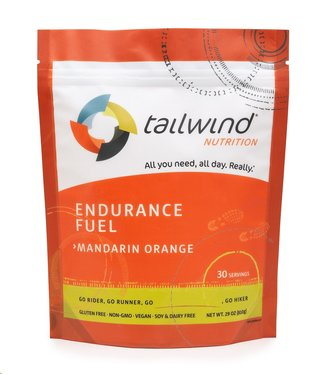 TAILWIND Tailwind Endurance Fuel, Mandarin Orange / 30 serving packet