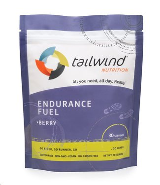 TAILWIND Tailwind Endurance Fuel, Berry / 30 serving packet