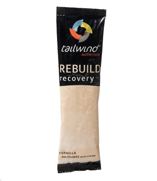 TAILWIND Tailwind Recovery, Vanilla Rebuild / 2 serving packet