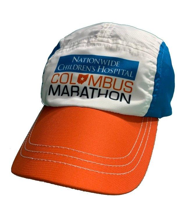 Columbus Marathon Race Hat