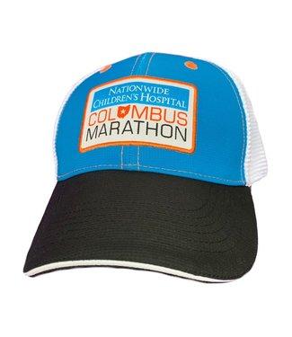 Columbus Marathon Trucker 6 Panel Hat