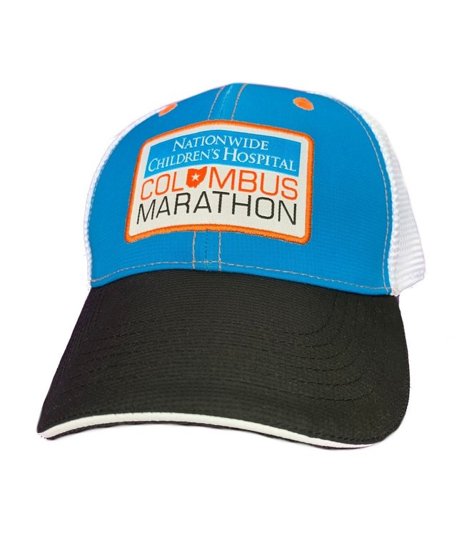 Columbus Marathon Trucker 6 Panel Hat