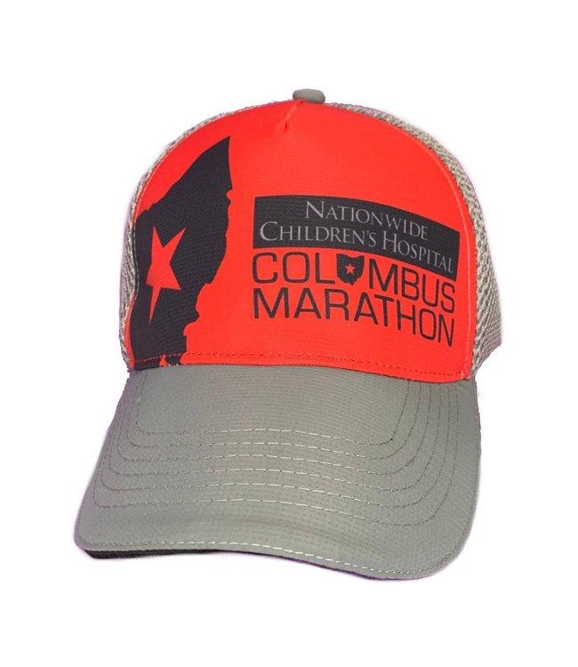 Columbus Marathon Trucker 5 Panel Hat