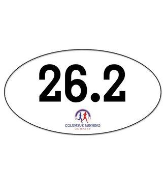 CRC CRC 26.2 DECAL