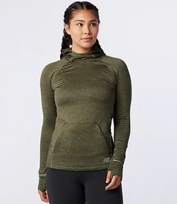 motor Apretar deletrear  New Balance Women's HEAT GRID HOODIE - Columbus Running Company
