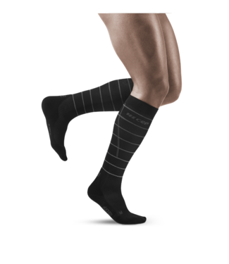 CEP COMPRESSION CEP Men's REFLECTIVE SOCKS 3.0