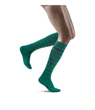 CEP COMPRESSION CEP Women's REFLECTIVE SOCKS 3.0