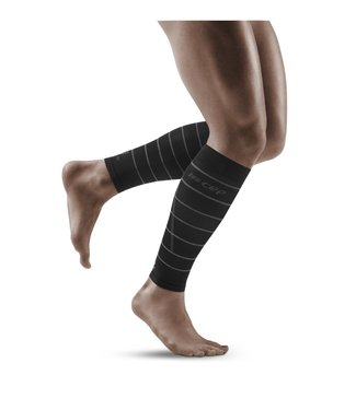 CEP COMPRESSION CEP Men's REFLECTIVE CALF SLEEVE 3.0