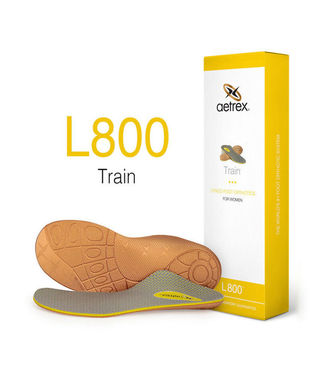 AETREX Aetrex Women's TRAIN ORTHOTICS