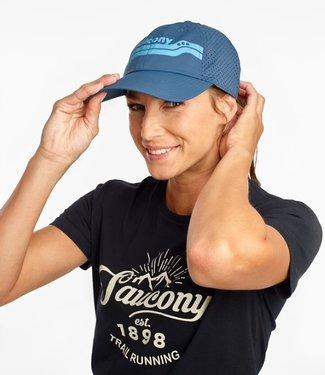 SAUCONY Saucony Unisex DOUBLE BACK HAT