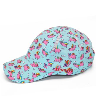 Sprints Sprint Flying Pigs Unisex Running Hat