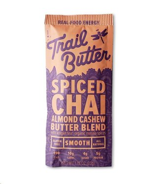 TRAIL BUTTER Trail Butter: 1.15oz Spiced Chai Blend
