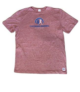 CRC Men's CRC Logo Athletic Short Sleeve