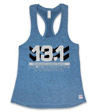 SKY Columbus Marathon Women's Zig 13.1 Athletic Tank