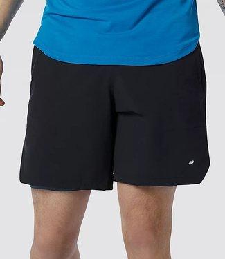 "NEW BALANCE New Balance Men's Fortitech 7"" 2-n-1 Shorts"