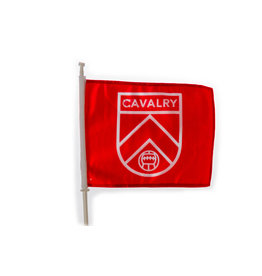 Sports Vault Cavalry FC Car Flag