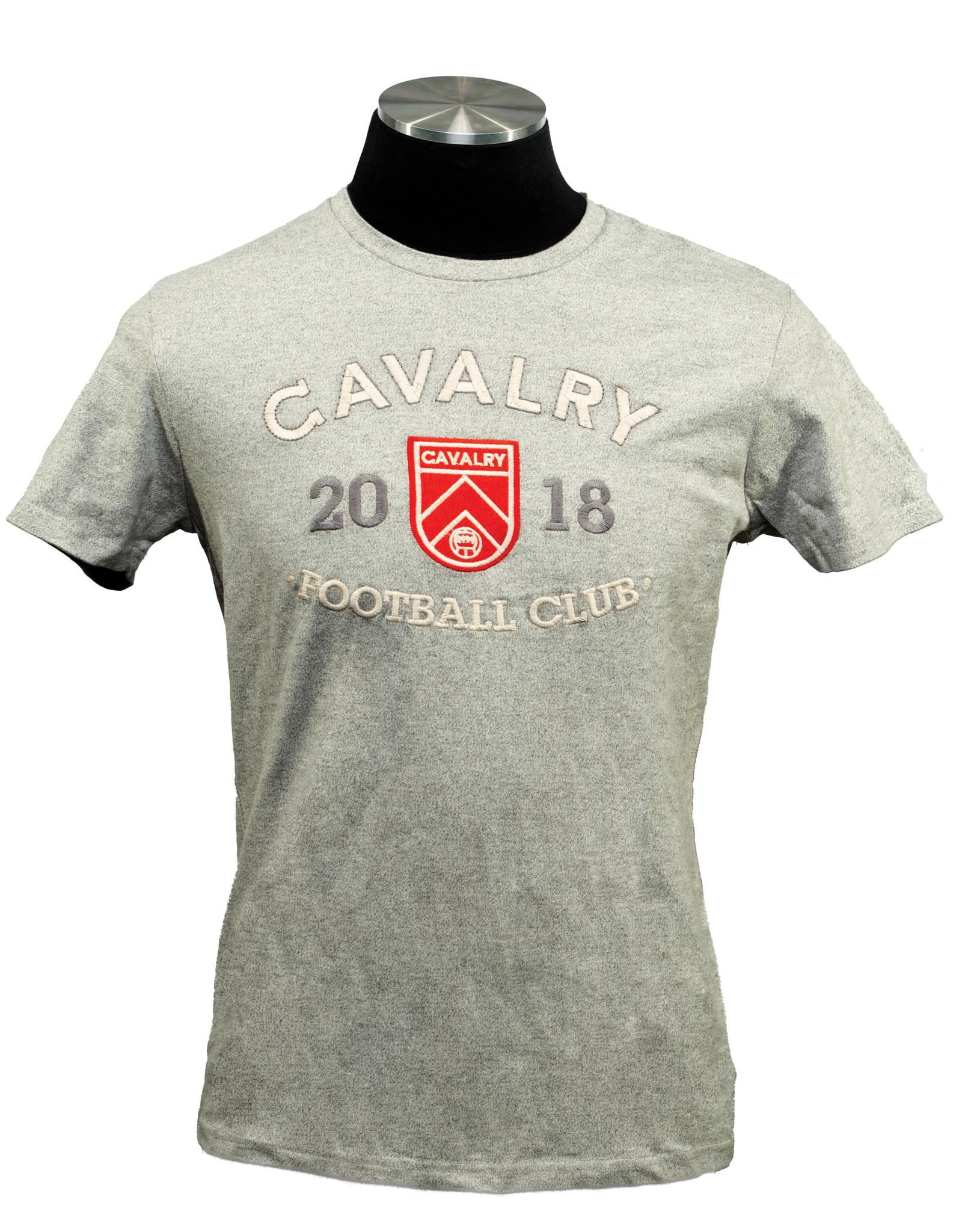 Campus Crew Cavalry FC Men's Heritage Tee