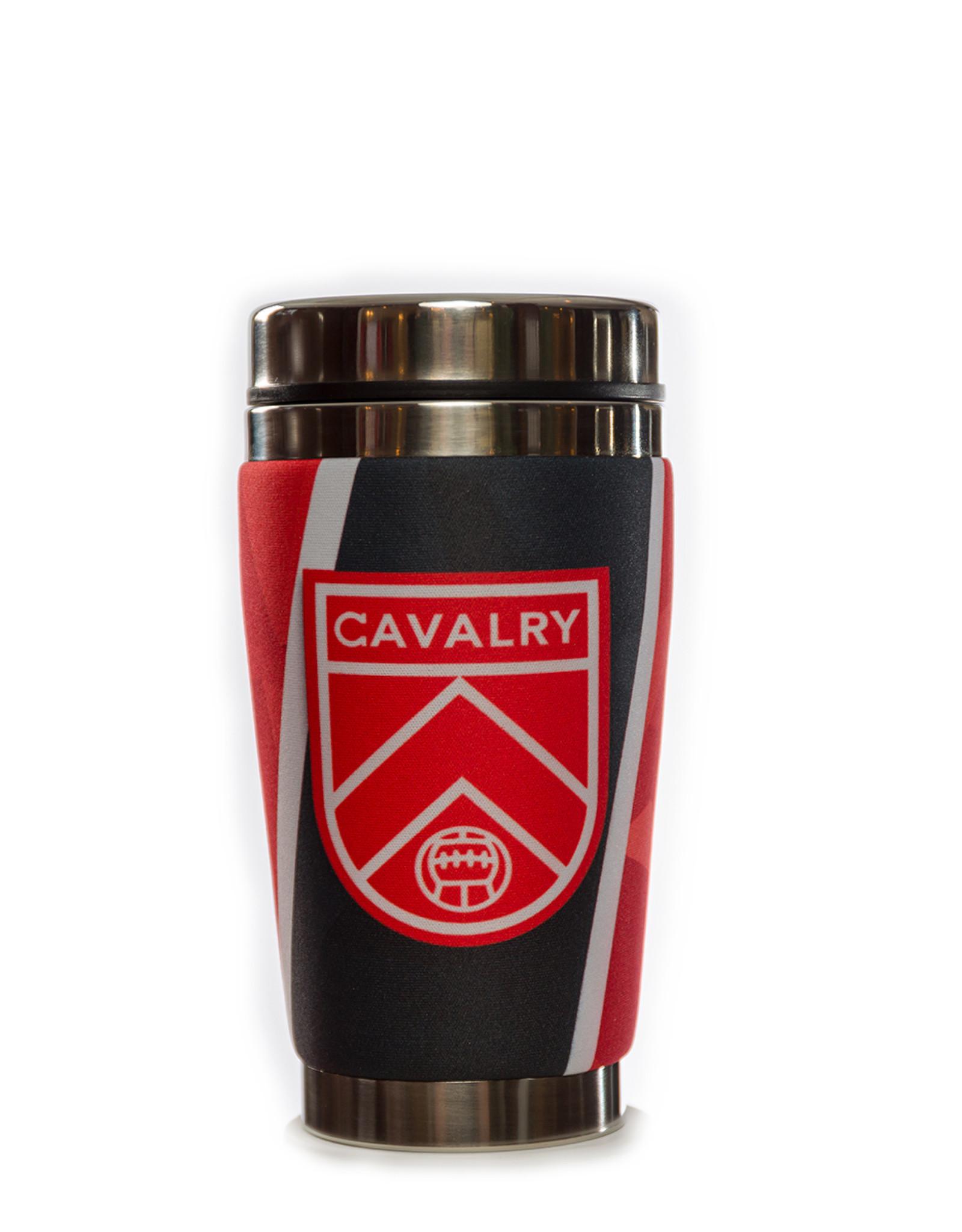 Sports Vault Cavalry FC Neoprene Tumbler