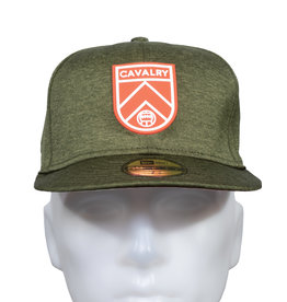 New Era Official Cavalry FC Flat Brim Shadow Tech Cap