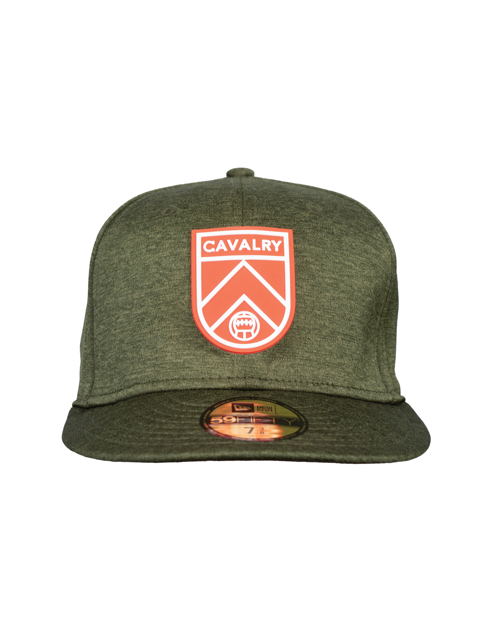 New Era Official Cavalry FC Flat Brim Shadow Tech Cap