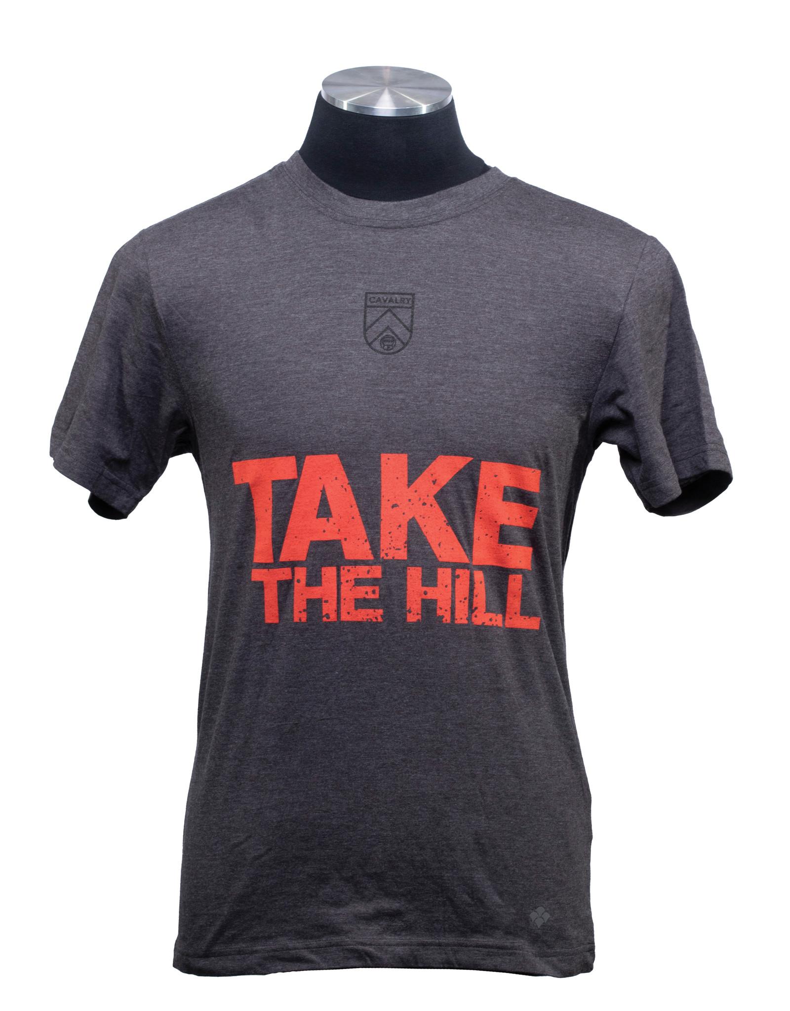 Koi Cavalry FC Take The Hill Tee