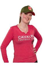 Campus Crew Cavalry FC  Women's Long Sleeve Shirt