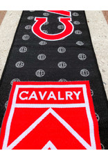 Ultimate Sports Cavalry Black/Grey Scarf
